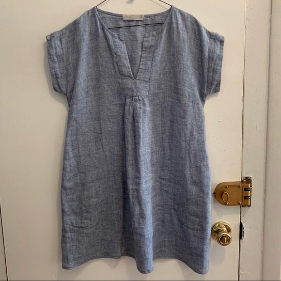 a33249fcd1b9c Handmade linen dress/tunic by Studio 412